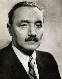Bolesław Bierut-18 April 1892 – 12 March 1956; also known under assumed names Jerzy Bolesław Bielak and Bolesław Birkowski was a Polish Communist leader, NKVD agent and a hard-line Stalinist who became President of Poland after the Soviet takeover of the country in the aftermath of World War II.