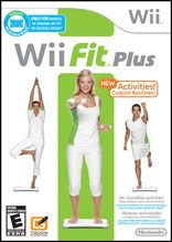 Wii Fit attracted millions of new players to the world of video games. Now Wii Fit Plus offers a range of new features and enhancements to help you reinvigorate your workouts, along with exercises and balance games designed to keep them fun. You will find a new dimension to the Wii Fit experience as you easily set your own customized workout routines or choose 20-, 30- or 40-minute workouts based on how much time you have available. You will also be able to choose from specialized workout…
