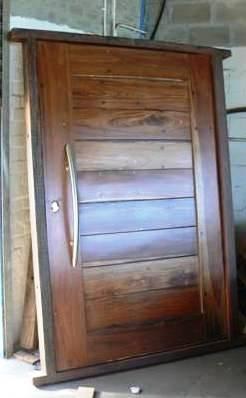 Superb Sleeper Wood Door