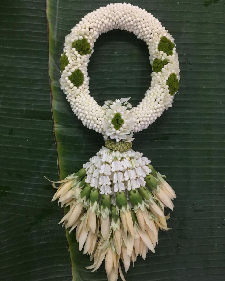 พองามพอหอม #พวงมาลัย #thaigarland #panumard #พวงมาลัยภาณุมาศ #handmade