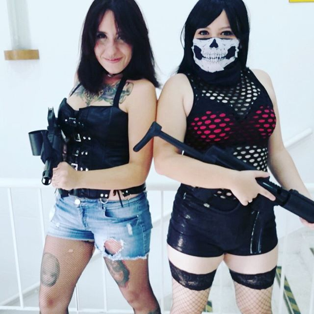 Cosplay Call of Duty, Model: Daniela Marin Cosplay #danielamarin #danielacosplay #cosplaycolombia #shinanime #cosplaygirl #callofdutycosplay #cosplayhot