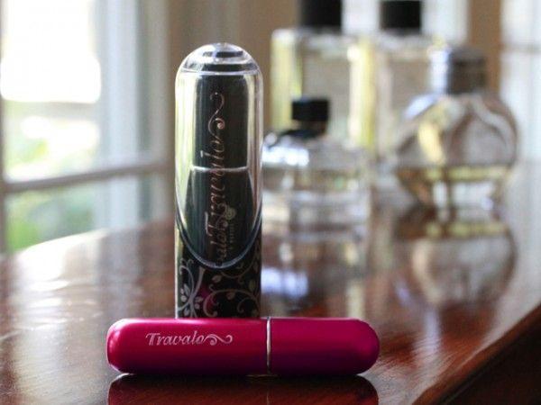 Travalo Excel: Refillable Perfume Atomizer - Travel Size Perfume Bottle #travelessentials