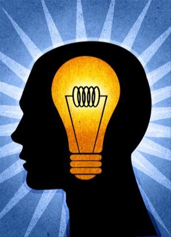 Brain is creativity