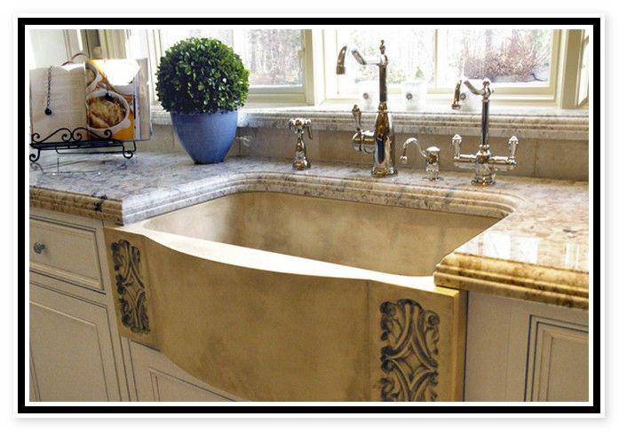 Diy Concrete Sink Mold Concrete Sink Molds Diy Counter