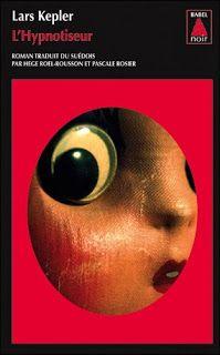 Mes petits bouquins: L'hypnotiseur de Lars Kepler**