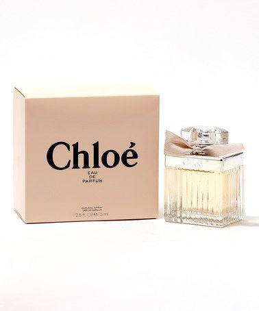 Another great find on #zulily! Chloé 2.5-Oz. Eau de Parfum - Women #zulilyfinds