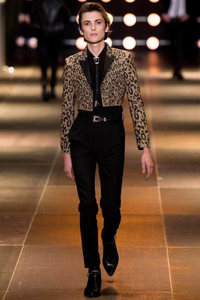 Paris | Mode Masculine PE 2014 | SAINT LAURENT   //    COLLECTION VII