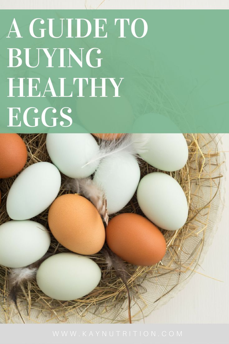 Free-run? Free-roam? or Omega 3? Learn how to buy the best eggs whether you are at the grocery store or the market with this guide to buying healthy eggs.