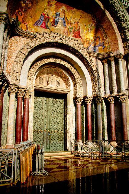 St. Mark's Basilica, Italy Venice veneto