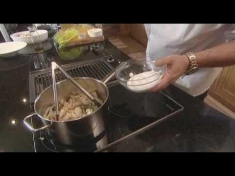 Recipe for Mushroom Soup