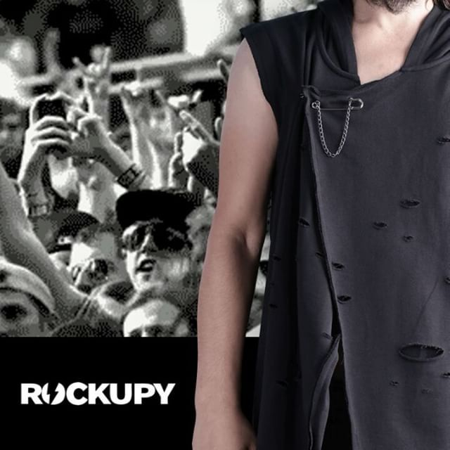 Sizi ifade eden detaylar Rockupy'da. goo.gl/BpplGC  #erkekgiyim #yelek #rockfashion #rockstyle #manfashion #rockupy