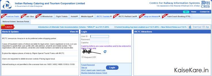 Online Railway Booking Kaise Kare – Step By Step Jankari Hindi Me