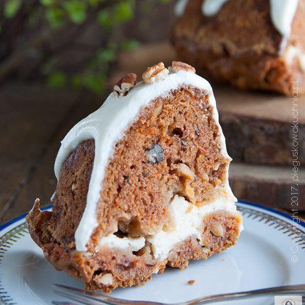 Babka marchewkowa na dzie dobry  wwwpieguskowakuchniapl cake babka foodlovehellip