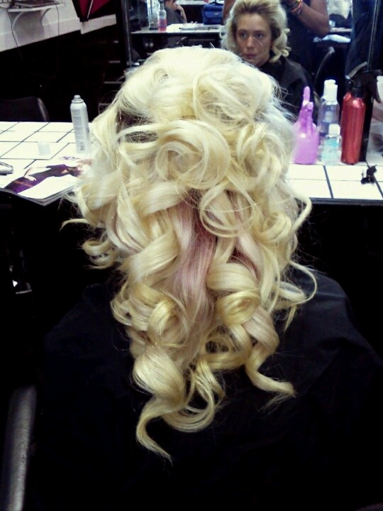 Big Barrel Curls Hair Kulture Pinterest Big Barrel