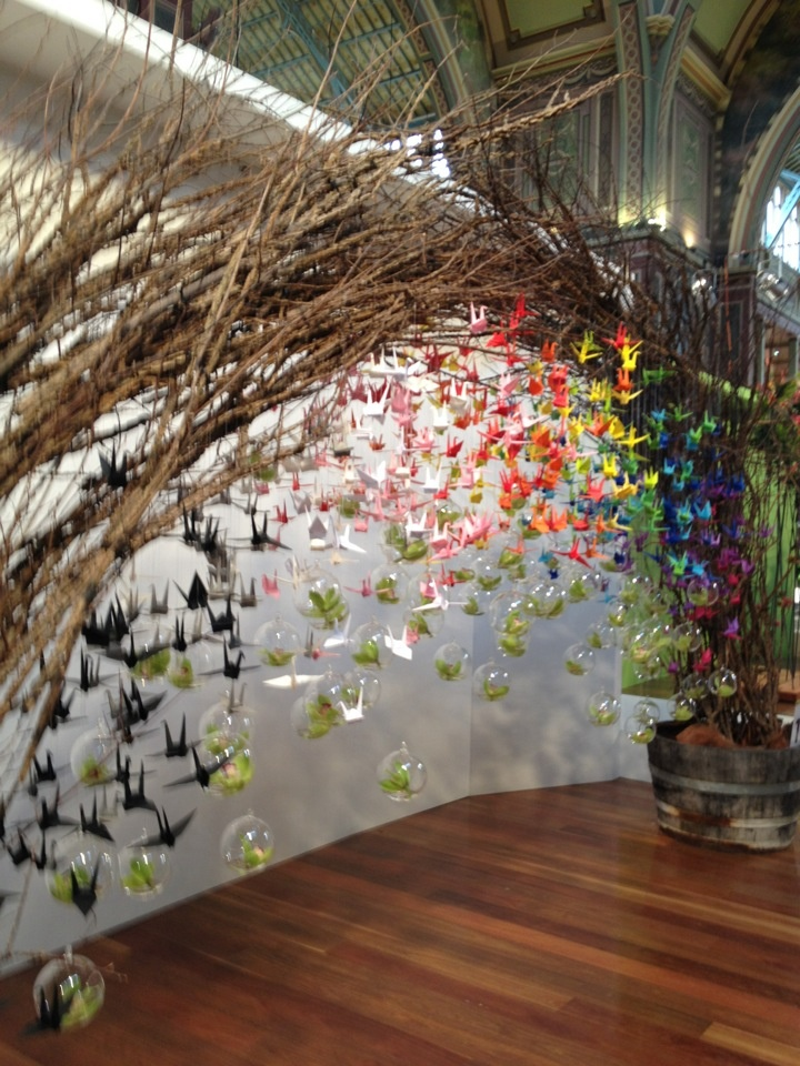 1000 Cranes A Wish Granted Or Blessed New Beginning
