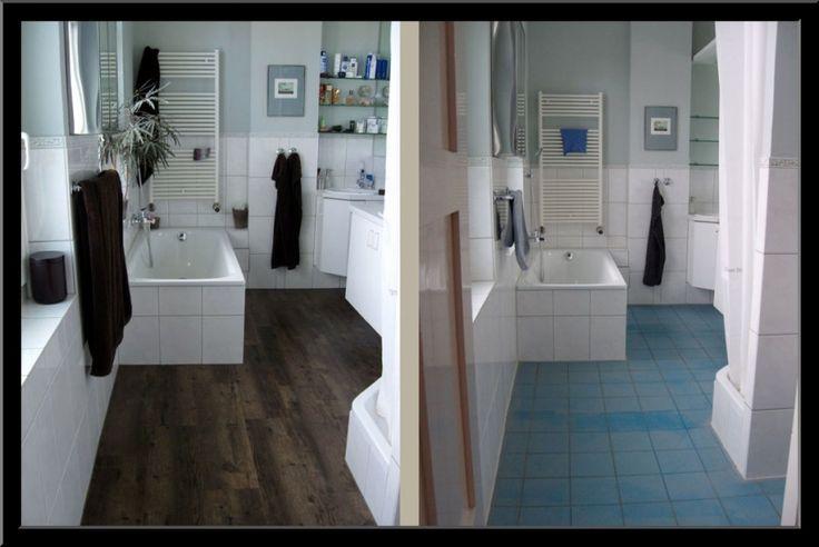 altes haus renovieren vorher nachher sch n badezimmer. Black Bedroom Furniture Sets. Home Design Ideas