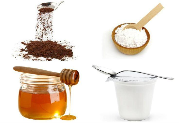 Maschera per pelli impure, miste o grasse con cacao, argilla bianca, yogurt e miele Per realizzare questa maschera mescolate un cucchiaio di cacao e uno di argilla bianca, in modo da ottenere una polvere omogenea e senza grumi; dopodichè aggiungete un cucchiaio di miele e uno di yogurt bianco e mescolate fino a farli amalgamare per bene! La posa sul viso è di circa 15-20 minuti, prima di poter sciacquare con dell'acqua tiepida e l'aiuto di una spugnetta!