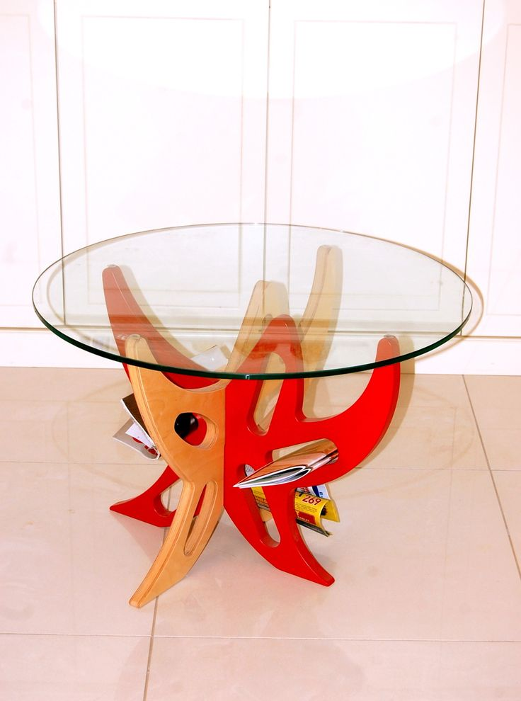 Coffee table AUGUSTO Starjoint line designed by Ambra Romagnoli