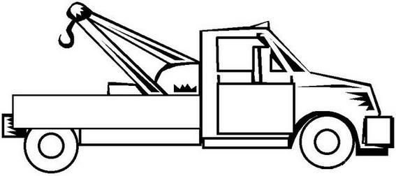 Perfect Tow Truck Coloring Page For Kids Truck Coloring Pages Coloring Pages For Boys Coloring Pages For Kids