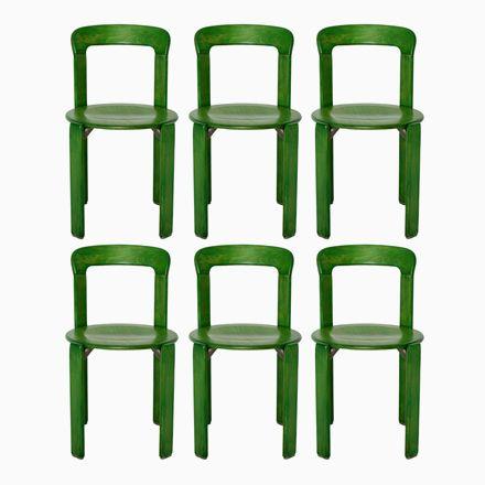 Grüne Esszimmerstühle von Bruno Rey für Kusch & Co, 1970er, 6er Set Jetzt bestellen unter: https://moebel.ladendirekt.de/kueche-und-esszimmer/stuehle-und-hocker/esszimmerstuehle/?uid=06f927d3-f93c-5bb0-836f-8974750f4575&utm_source=pinterest&utm_medium=pin&utm_campaign=boards #kueche #sets #esszimmerstuehle #esszimmer #hocker #stuehle Bild Quelle: pamono.com