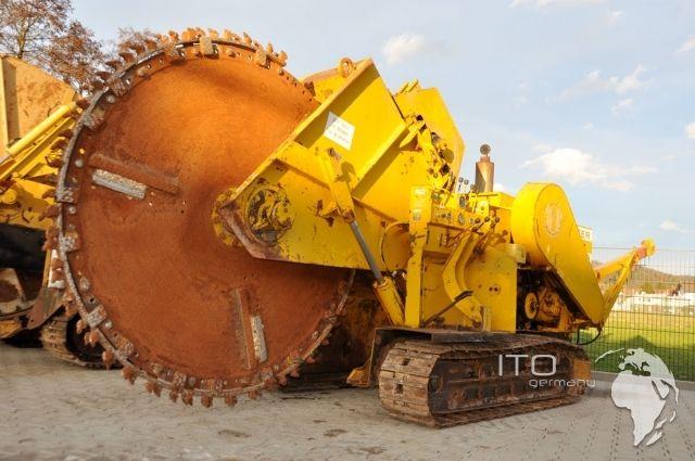 Zanjadora Vermeer T600 de segunda mano. Lista para trabajar! Varias unidades. http://www.ito-germany.de/felsfr%C3%A4se-vermeer-t600d-gebraucht#details #Zanjadora #Zanjadora_disco #Vermeer #T600 #Maquinaria_construccion #Construccion_carreteras #Rock_saw #Rock_wheel