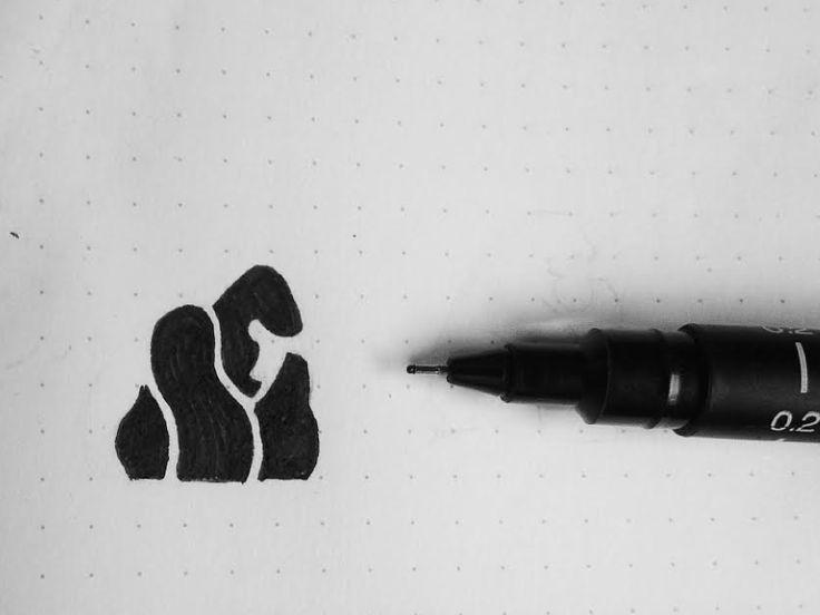 Gorilla by Stevan Rodic
