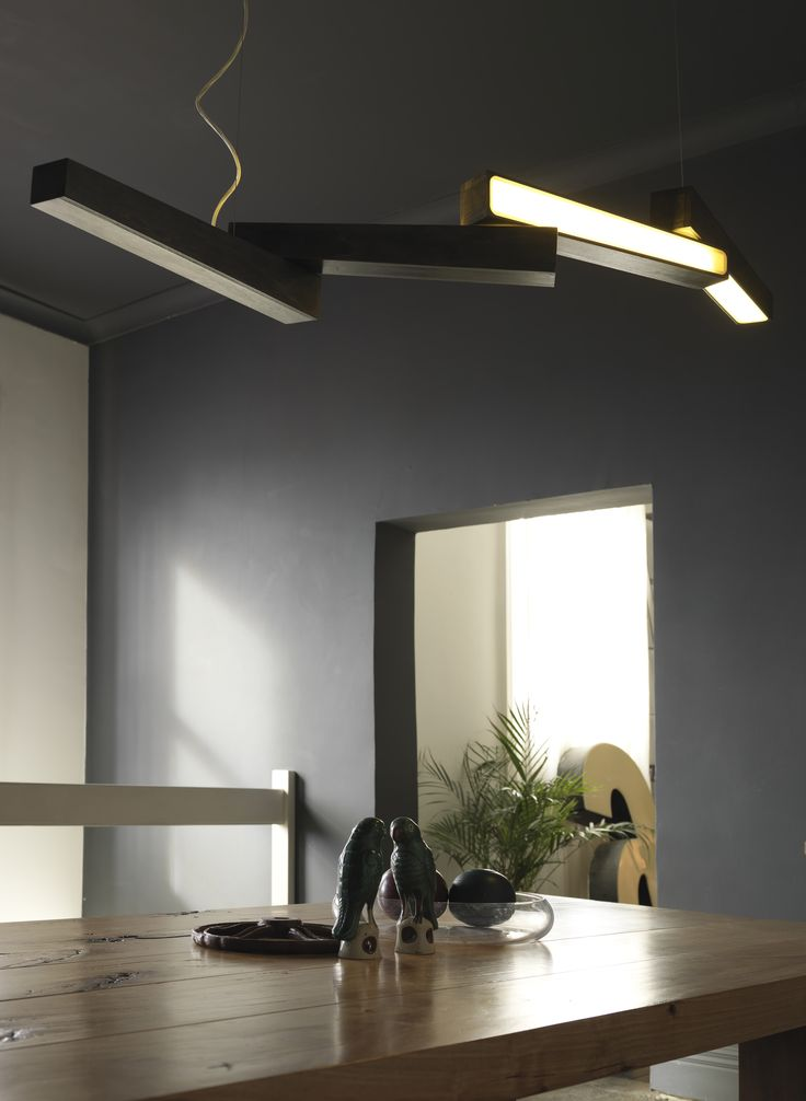 21 best suspended linear lighting images on Pinterest Linear - led strips k che