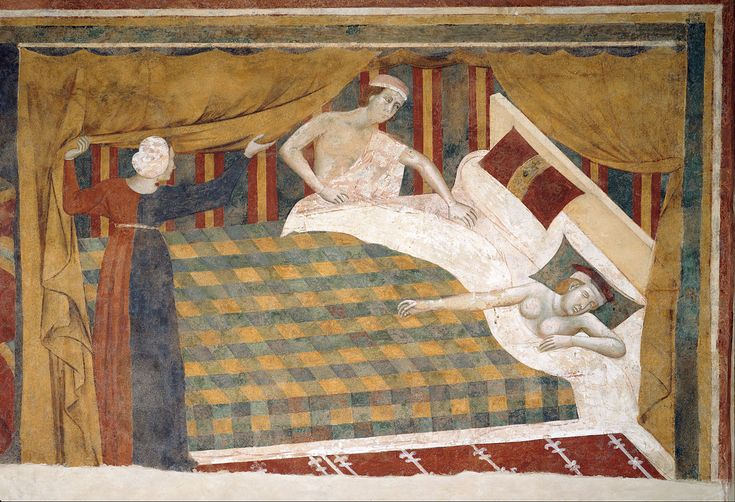https://upload.wikimedia.org/wikipedia/commons/thumb/a/a4/Memmo_di_Filippuccio_-_Profane_love_scenes-_The_spouses_retired_to_bed_-_Google_Art_Project.jpg/1280px-Memmo_di_Filippuccio_-_Profane_love_scenes-_The_spouses_retired_to_bed_-_Google_Art_Project.jpg Memmo di Filippuccio - Profane love scenes- The spouses retired to bed.