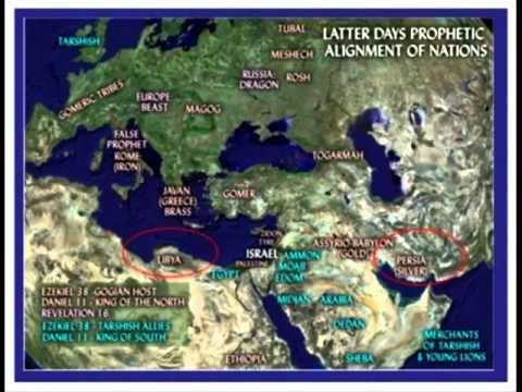 The Us Russia And The Vatican Involved In A Middle East War Find The