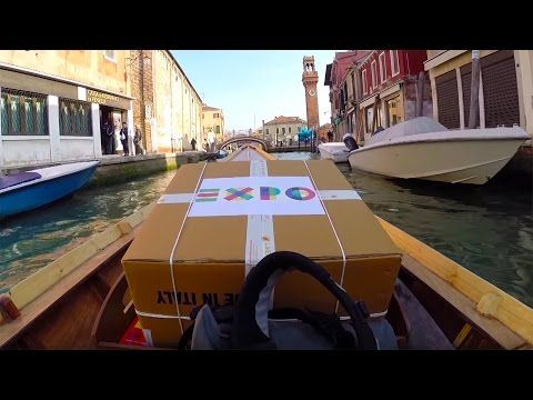 EXPERIA Venice/Milan – From the Arsenal to the Darsena #raiexpo #youritaly #veneto #italy #expo2015 #experience #visit #discover #culture #food #history #art #nature