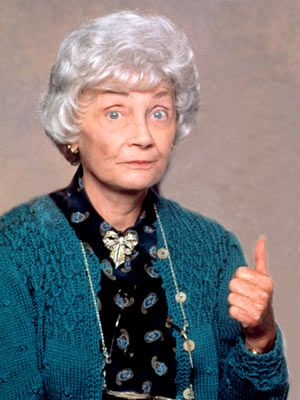 Estelle Getty ~ July 25, 1923 – July 22, 2008