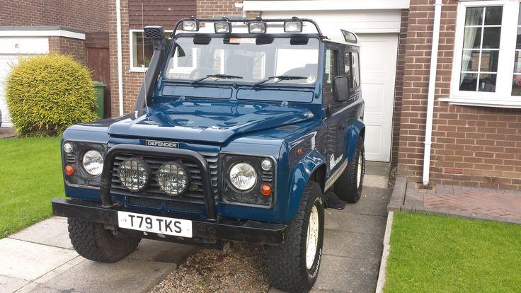 1999 LAND ROVER DEFENDER 90 for sale, £6,500 | http://www.lro.com/detail/cars/4x4s/land-rover/defender-90/73357