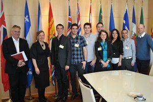 ÉTS : 2012 - Mission Danemark - #etsmtl Ambassade Canadienne