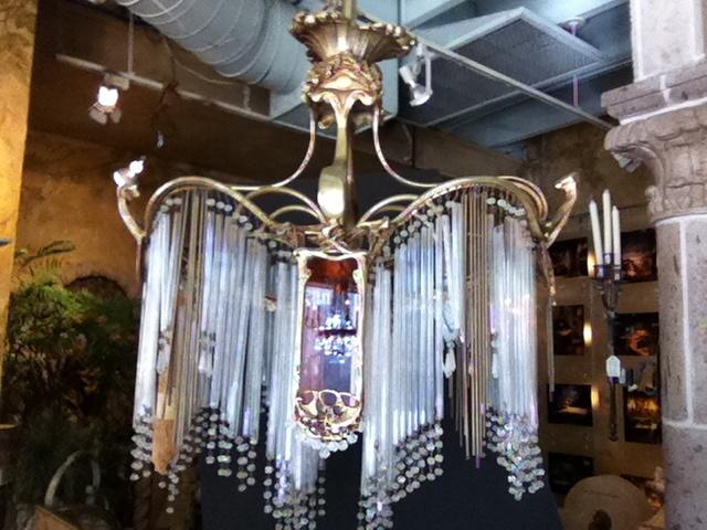 31 best hector guimard images on pinterest beleza belle epoque 19th century chandelier by hector guimard designer of the paris art nouveau subway entrances in aloadofball Image collections