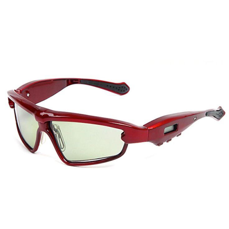 Outdoor Dynamic Sport LCD Primary Vision Strobe Glasses 3MJ-04SS *Ruby Red #MHSKOREA