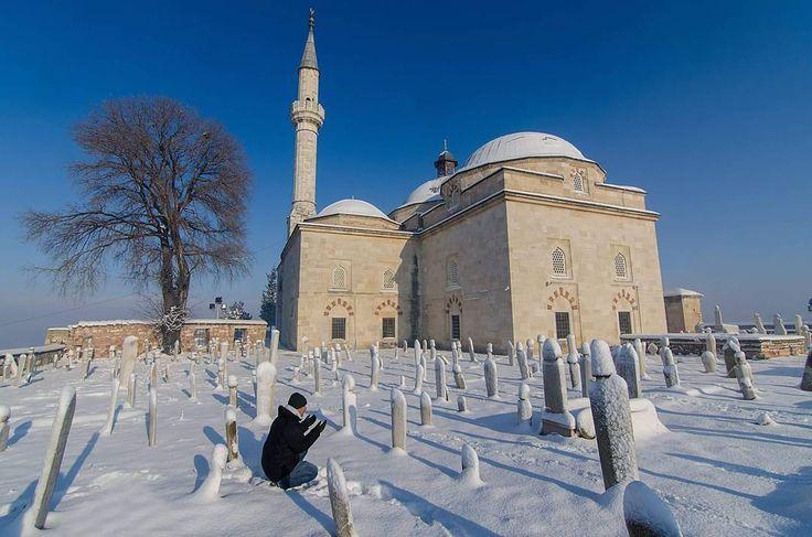 Edirne Mevlevihanesi - Muradiye Camii  Fotoğrafı gönderen: Fatih Mehmet Özdemir