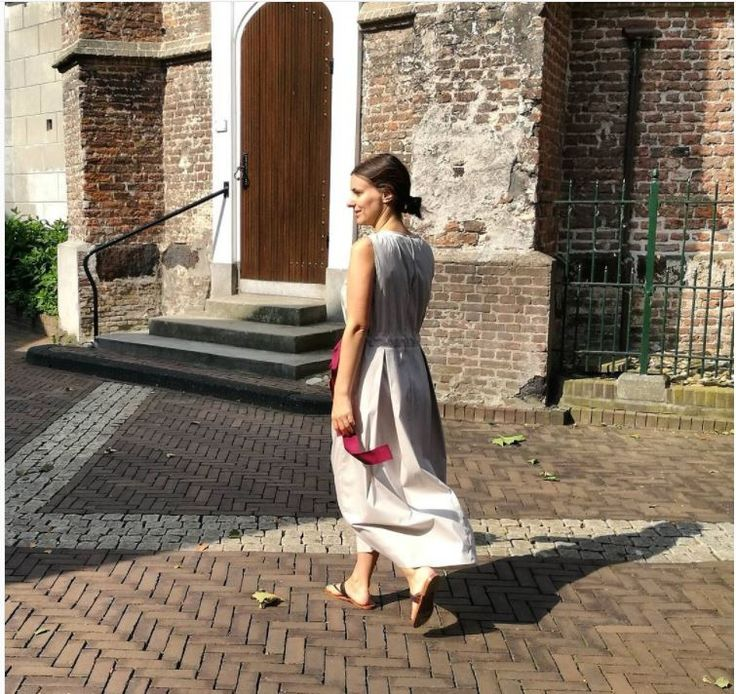 Italiaanse sferen in Ommen....prachtige jurk van Natan in de SALE! Kerkplein 7, Ommen Summer