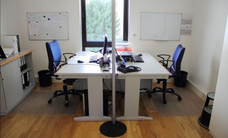 Voll ausgestatteter Arbeitsplatz in Frankfurter Toplage #Büro, #Bürogemeinschaft, #Office, #Coworking, #Frankfurt