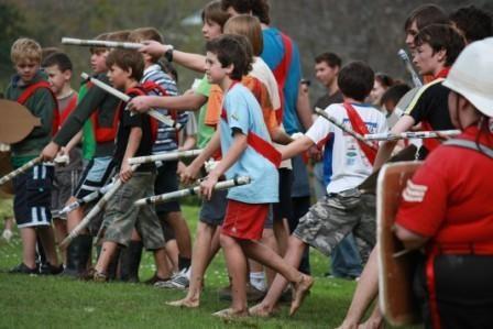 (Waikato Show 2012) Battle of Water Tower