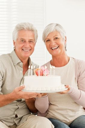 60th Birthday Party Ideas - by a Professional Party Planner Dian,Dad and Mom :)