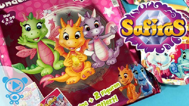 Safiras Drachen Funkelstein Spielzeuge & Zeitschriften von Simba Auspack...