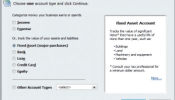 QuickBooks Tip – Modifying & Working with your QuickBooks Chart of Accounts