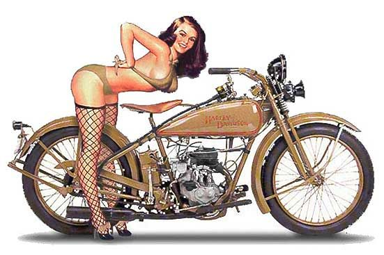 Get the best of classic fine arts, prints and posters of Harley Davidson, vintage motorcycle and classic car at Cruisingoods. Description from pinterest.com. I searched for this on bing.com/images