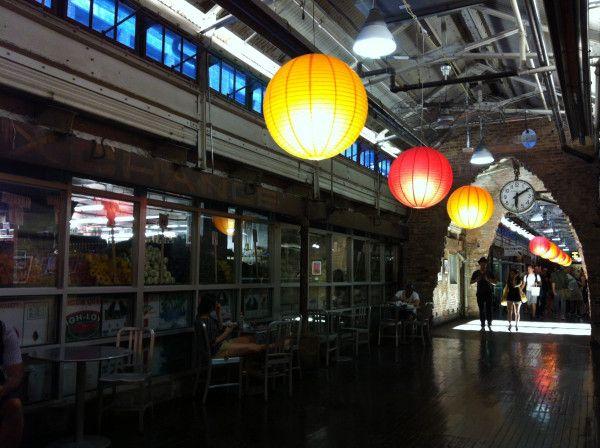 Chelsea Market por @lpardellas