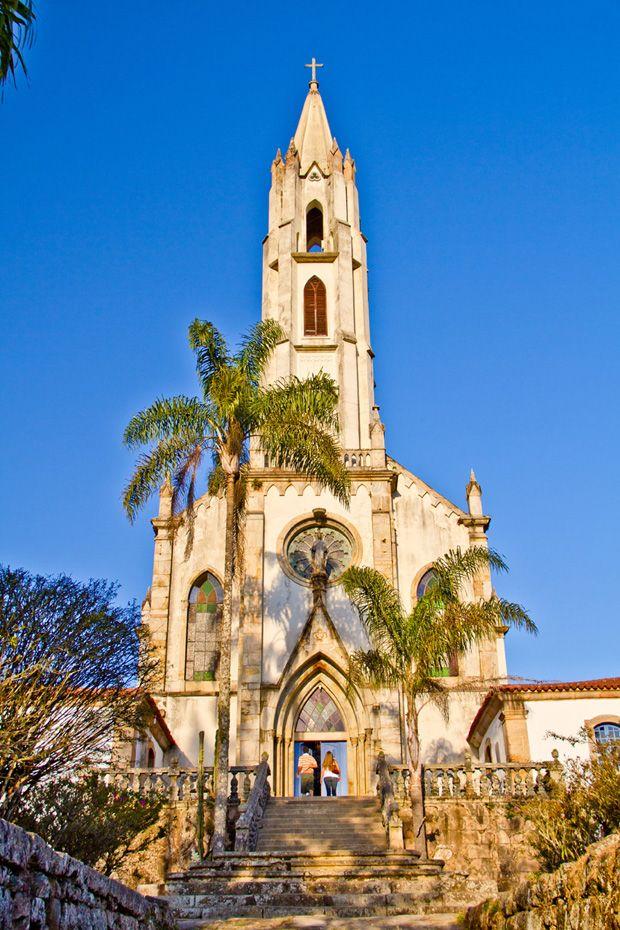 Caraça Sanctuary - Minas Gerais