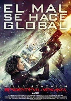 Resident Evil 5 La Venganza online latino 2012 VK