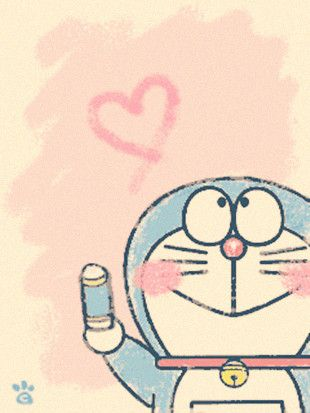 doraemon in love~