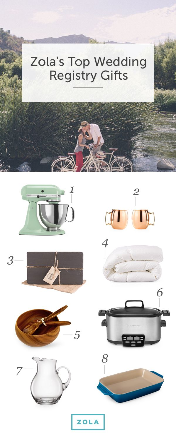 1000 ideas about wedding registries on pinterest for When should we register for wedding gifts
