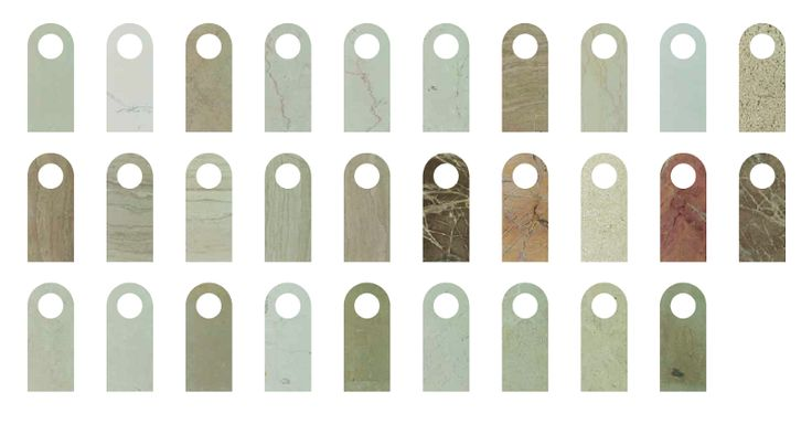 Stones Sample Collection