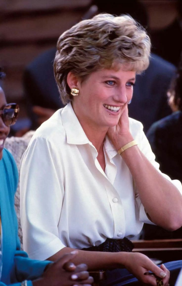 What a lovely picture of Diana   Thanks for posting it!